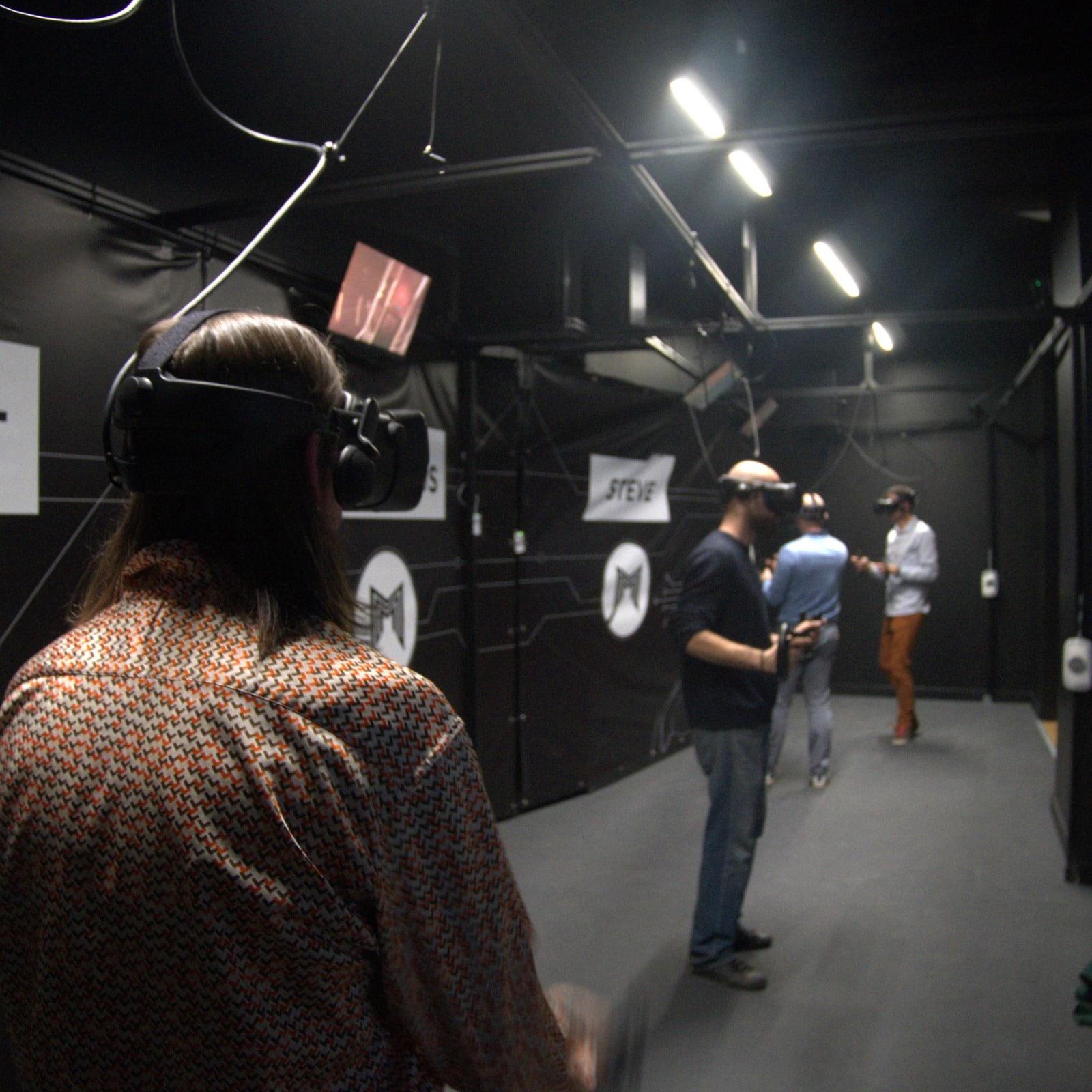 realité virtuelle lille amazing