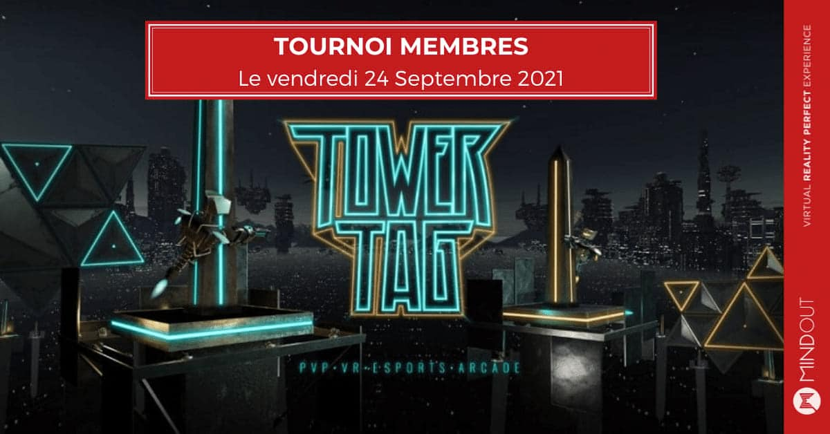 """Featured image for """"Tournoi Tower Tag – 24 Septembre"""""""