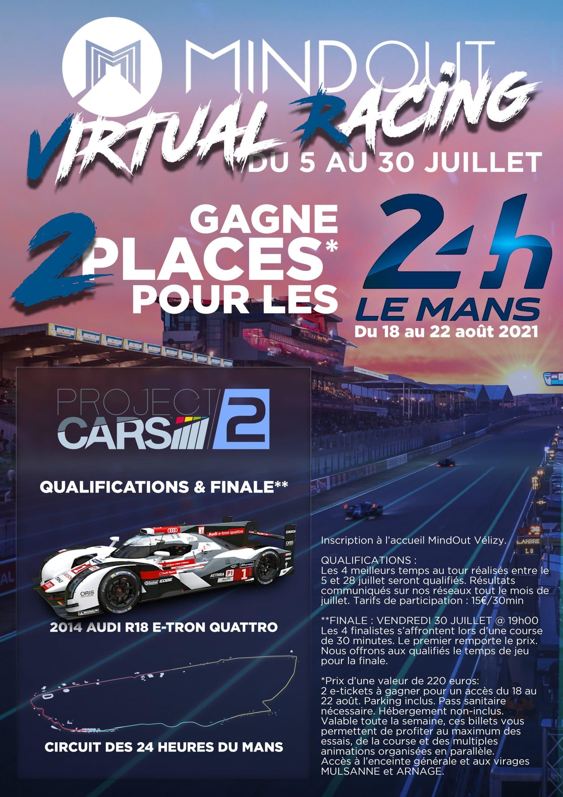 """Featured image for """"2 billets pour les 24h du Mans"""""""